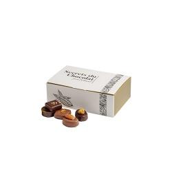 BALLOTIN CHOCOLAT NOIR ET...