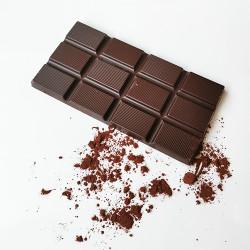 TABLETTE CHOCOLAT NOIR 90%