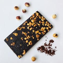 TABLETTE CHOCOLAT NOIR ET...